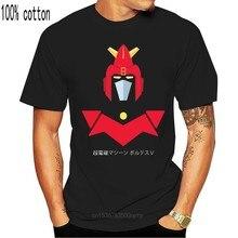 Voltes V 70 Robot T-Shirt Anime Cartoon