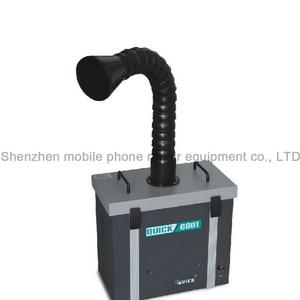 Image 5 - QUICK 6601/6602 purificador de humo, instrumento para fumar, protección del medio ambiente, sistema de depuración de humos de Posición única/Dual