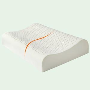 Image 4 - Ортопедическая подушка для сна GIANTEX, подушка из латекса для массажа шеи