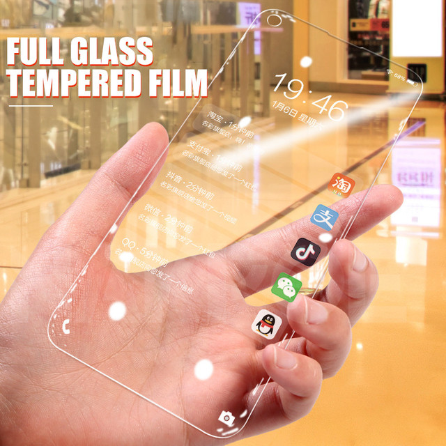 9H Protective Glass For Huawei Honor 20 10 9 8 Lite Tempered Screen Protector Glass Honor 30 30S V30 V20 V10 V9 Play Glass Film 3