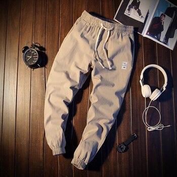 Pantalones largos informales populares para hombre, venta al por mayor, novedad, otoño e invierno, a la moda, MC365, 2019 1
