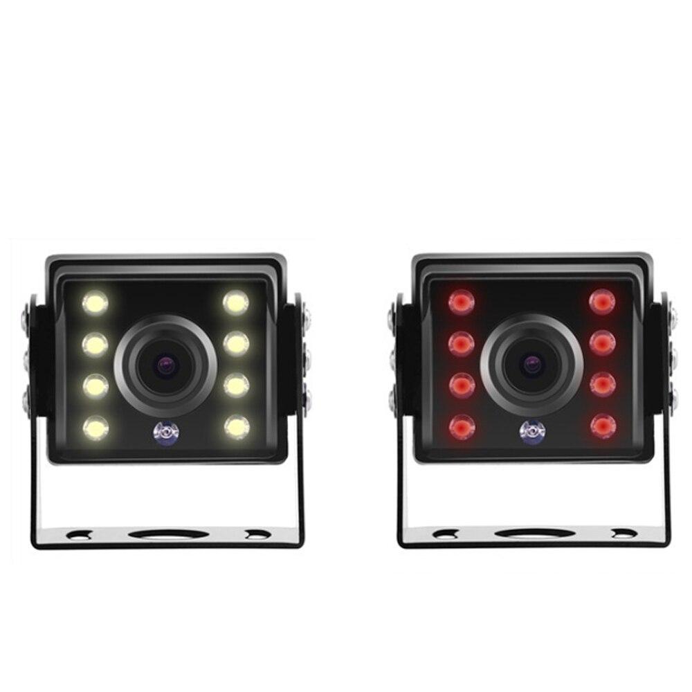 Tylna kamera samochodowa 4 widzenie nocne LED cofania Monitor automatycznego parkowania CCD wodoodporna 170 stopni HD wideo