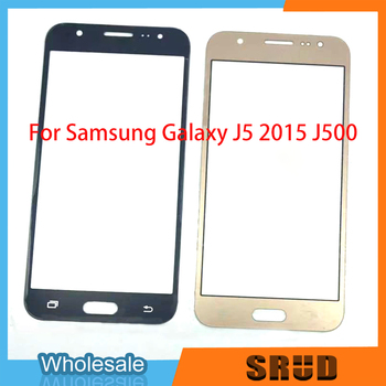 10Pcs LCD Front Outer Glass With OCA Laminated For Samsung Galaxy J5 2015 2016 2017 J500 J510 J530 J530F image