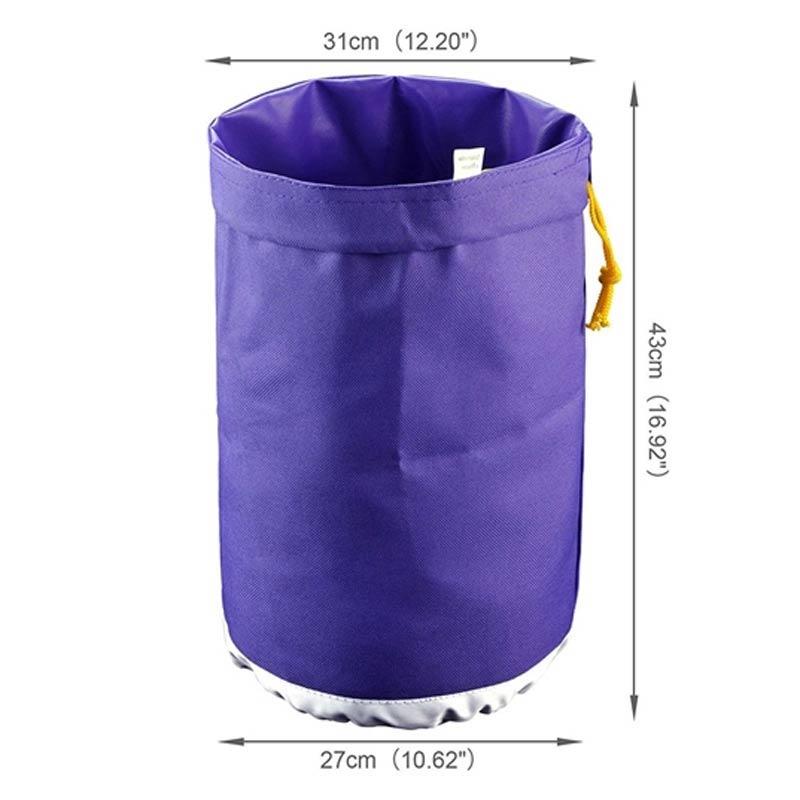 8шт 1 галлон фильтр мешок пузырь мешок сад выращивание мешок хэш травы мешки лед эссенция экстрактор комплект экстракция посадка выращивание мешки
