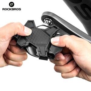 ROCKBROS Clipless платформа-адаптер, педаль для Shimano SPD Speedplay, Велоспорт, педаль, конвертировать KE0 для внешнего вида, универсальные адаптеры для педа...