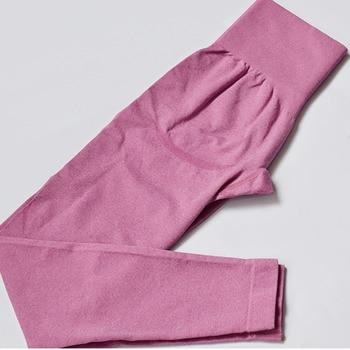 NCLAGEN Seamless Knitting Sexy Yoga Pants Butt Lifting Sexy Woman Gym Sport Sweat Workout Running
