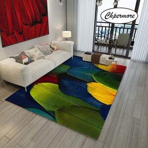 Image 3 - Chpermore Dier Bont Veer Grote Tapijten Decoratie Tatami Slaapkamer Thuis Kamer Levenskunst Tapijt Vloermatten