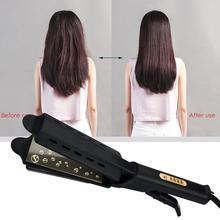 Flat Iron Hair Straightening