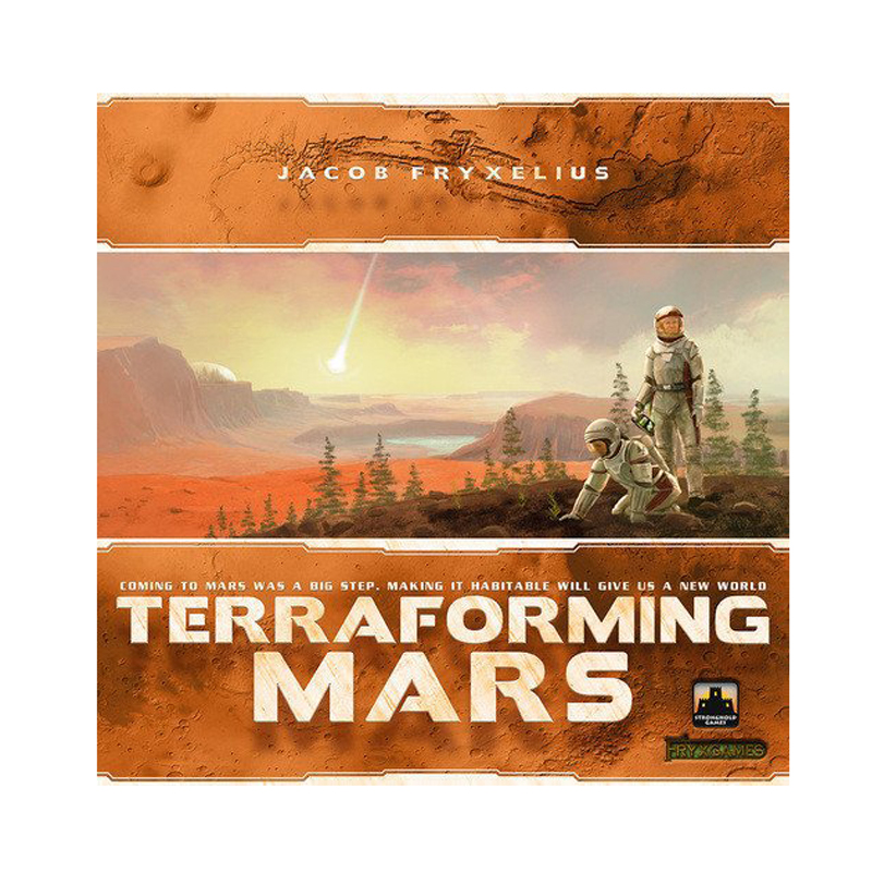 Novelty Toys Terraforming Mars Board Game Kids Toy Family Party Funny Gadgets Children's Adult Educational