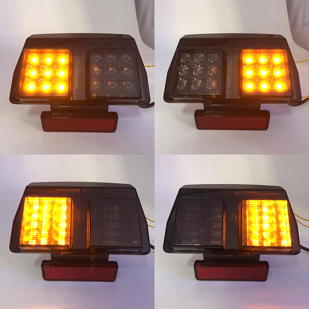 LED Tail Light For Ducati 996 748 916 998 1994-2003 Motorcycle  Integrated Turn Signal Light Tail Integrated Blinker Lamp