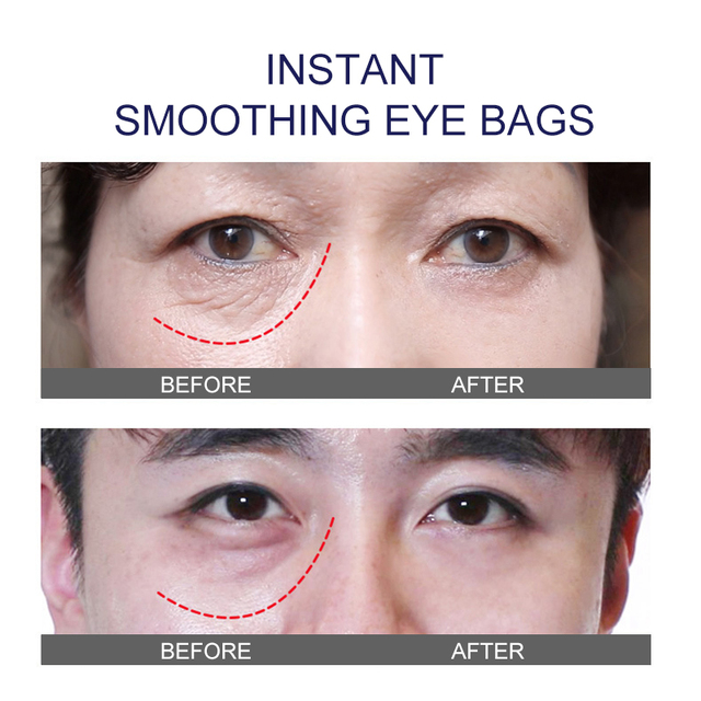 120S Eye Bag Removal Eye Cream Primer Anti Aging Remover Wrinkles Fine Lines Dark Circles Remove Puffiness Collagen Beauty TSLM1 2