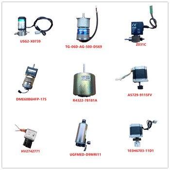 USG2-X0739| TG-06D-AG-500-D569| Z031C| DME60B6HFP-175| R4322-78181A| A5729-9115FV| HV2742771| UGFMED-D9MRI11| 103H6703-11D1 Used