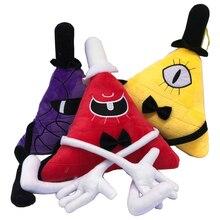 Brinquedos de pelúcia bill cifra recheado boneca natal presente de aniversário para crianças dos desenhos animados anime jogos ao redor brinquedos bonecas