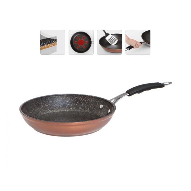 Frying Pan NADOBA, Medena, 26 Cm