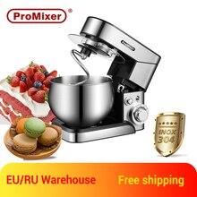 ProMixer M5,Stand Mixer,5 Liters,Planetary,Blender,INOX Blow Stainless Steel,Kitchen Robot,Mixing Machine,Cake Dough Cream Bread