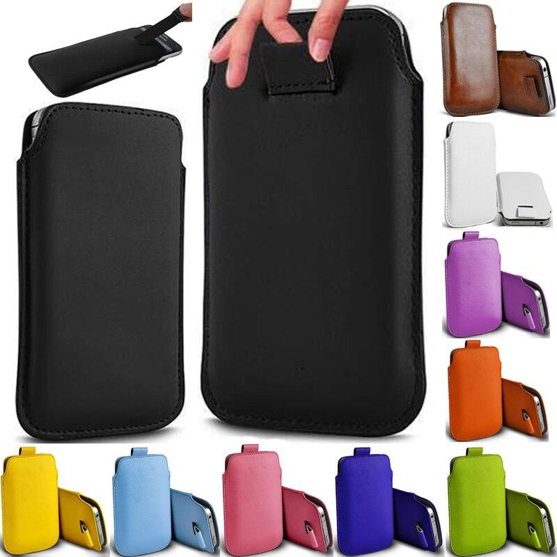 For Xiaomi Redmi Note 9S Mi CC9 Pro Case PU Leather Pull Tab Sleeve Pouch Cover For Xiaomi Mi Note 10 Pro Redmi Note 8 Pro 8A 9(China)