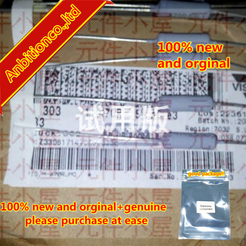 10pcs 100% New And Orginal Wirewound Resistor Z303 3W 470R Axial Cemented, Fusible In Stock