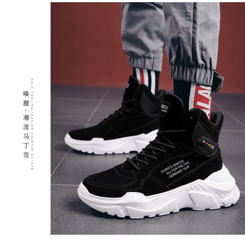 2019 Mens Shoes Casual Slip On Breathable Hot Sale Air Cushion Keep warm Sneakers Men Shoes Spring Shoes Outdoor Flats Shoes 37