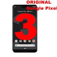 На, смартфон Google Pixel 3, Android 9,0, Snapdragon 845, 5,5 дюймов, FHD 2160x1080, 4 Гб ram, 128 ГБ rom, 12.2мп, Fingrprint, NFC Qi