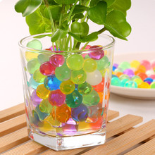 Get more info on the 1000pcs/10package magic potted Crystal Soil Pearl Gel Ball Polymer Hydrogel Crystal Mud Bead Growth Magic Jelly Wedding