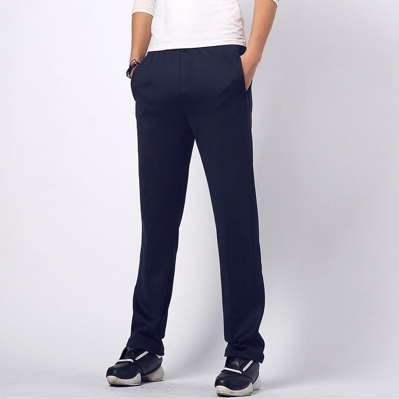 School Pants Dark Blue Athletic Pants Men And Women High School School Uniform Trousers Men's Trousers Socks Spring And Summer T