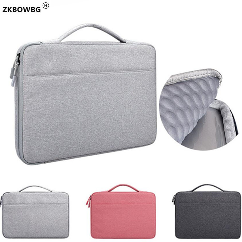 Briefcase Bags Women Men Laptop Bag For 15.6