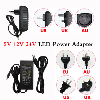 LED Power Supply adapter transformer ac dc110V 220v to 5V 12V 24V 2A 3A 5A 7A 8A 10A For 5050 3528 ws2812 ws2801 led strip light relay sir422 110vdc sir422 110vdc 110vdc dc110v dip14