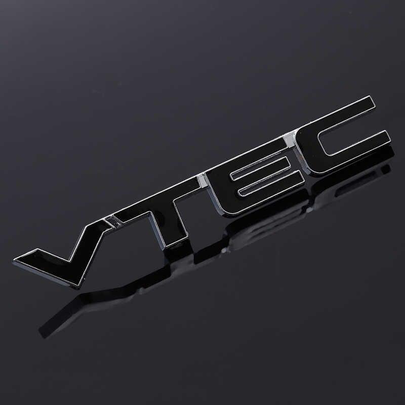 金属車のステッカーエンブレムバッジステッカーデカールホンダシビック CRV 市 cb400 VTEC vfr800 cb750 crf250X cbr250rr スタイリングステッカー