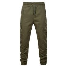 Мужские брюки для бега, повседневные, для фитнеса, из кусков, бодибилдинг, с карманами, кожа, полная длина, удобные спортивные штаны для бега, уличная одежда