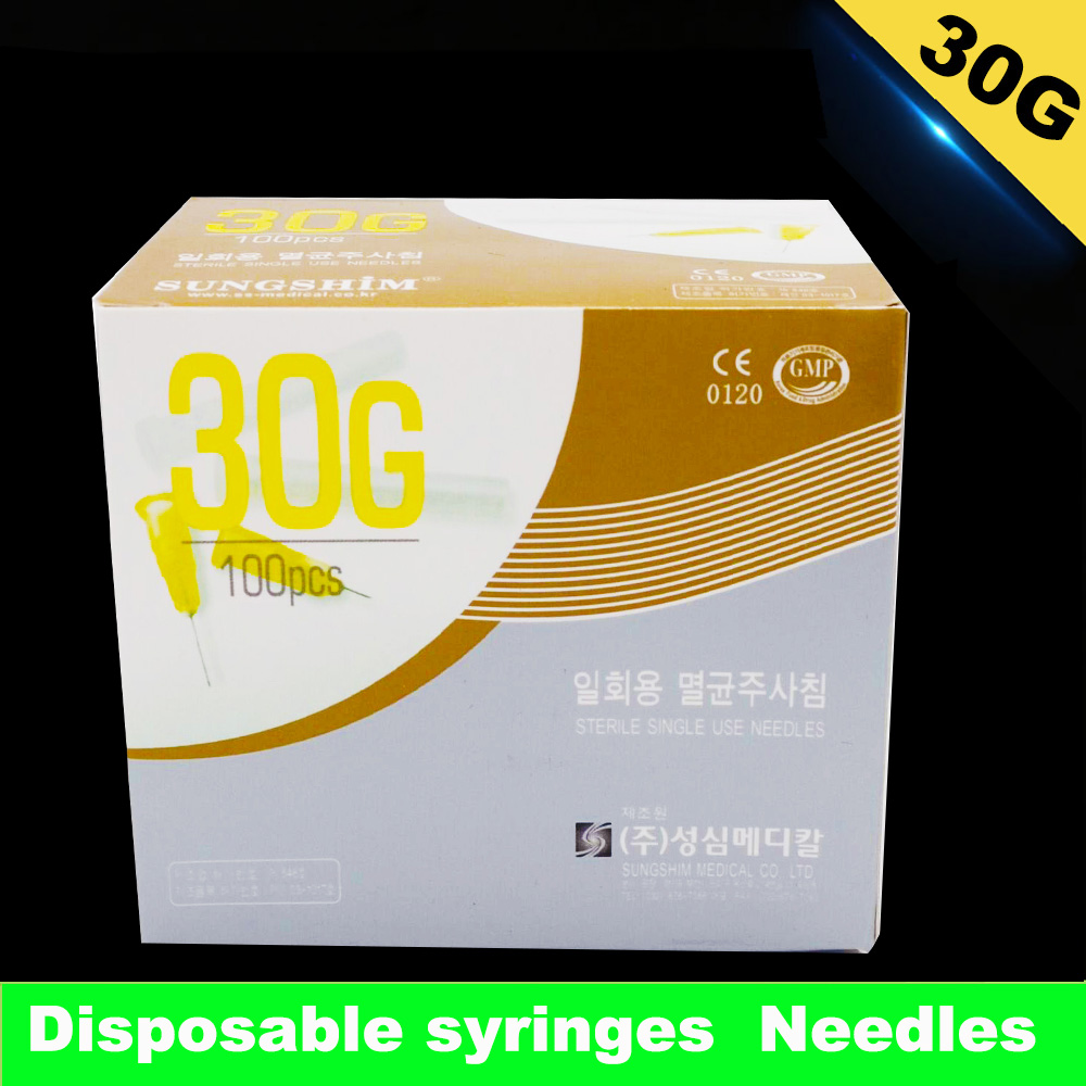 Image 5 - 100 piece, 30G * 4mm ,30G * 13mm , 30G * 25mm ,  syringes Needleneedleneedle syringe  -