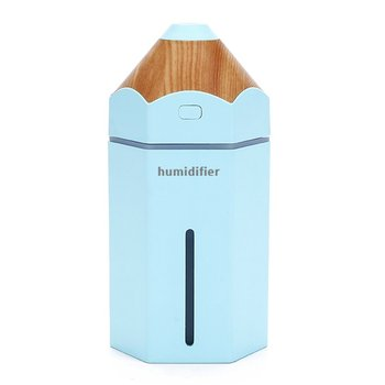 Humidifier USB Ultrasonic Aromatherapy Air Humidifier LED Light Diffuser Mist Maker Fogger Mini Car Purifier dropshipping