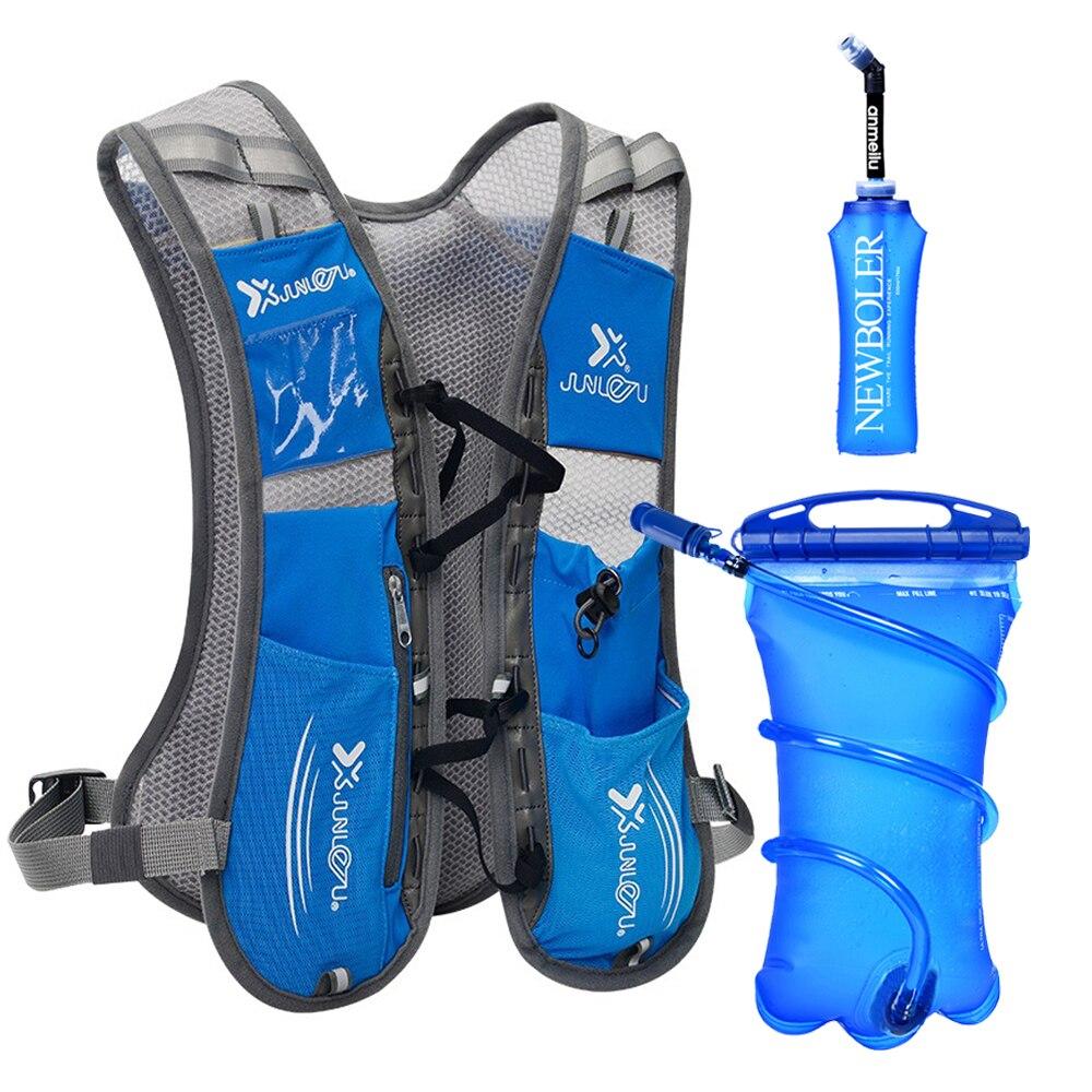 Ультралегкий рюкзак для бега и гидратации для мужчин и женщин, дышащий спортивный ранец для бега и ходьбы, сумка для марафона на выбор, сумка...
