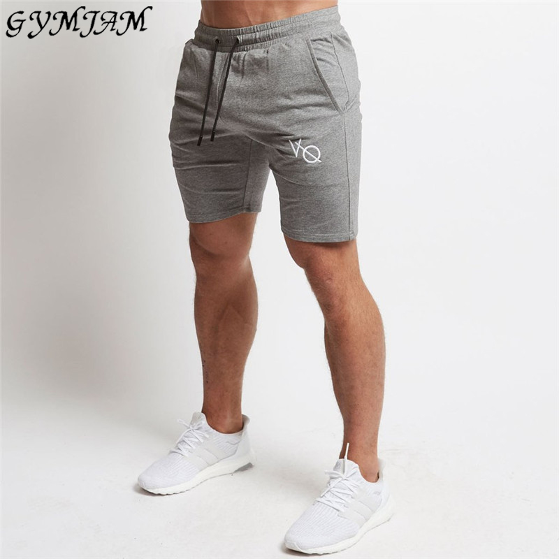 Cotton Casual Street Clothing Men's Shorts Jogging Fitness Men's Sports Pants Brand Sportswear Bodybuilding Men's Clothing