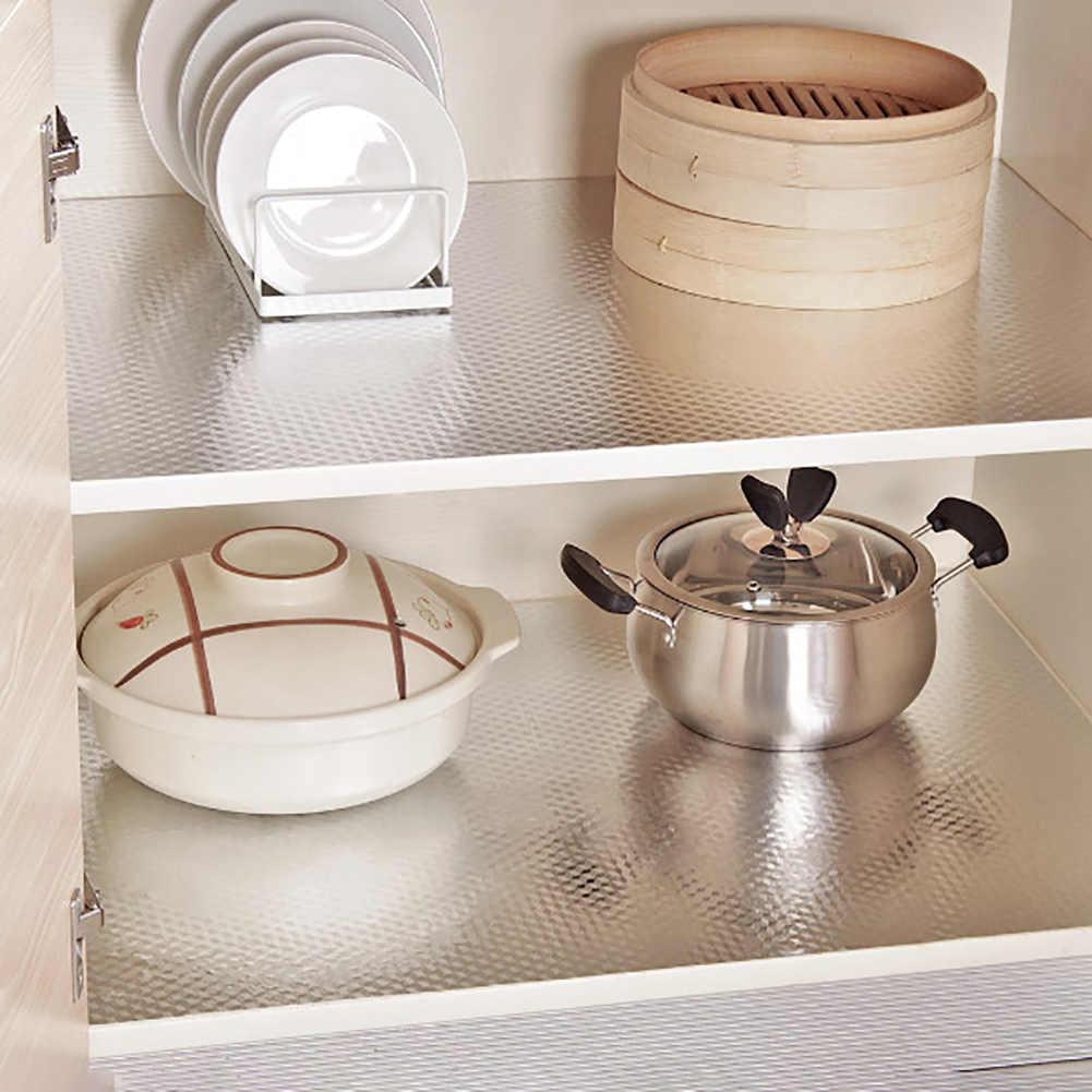 40x100cm מטבח שמן הוכחה עמיד למים מדבקות אלומיניום רדיד מטבח ארון תנור עצמי דבק קיר מדבקת DIY