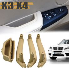 Interior-Door-Handle Car-Accessories F25 Pull-Trim-Cover BMW for LHD Abs-Plastic F26
