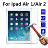 9H Tempered Glass for iPad Air 1 / Air2  Pro 9.7 Screen Protective Film for iPad 2017 2018 9.7 inch Scratch Resistant Glass