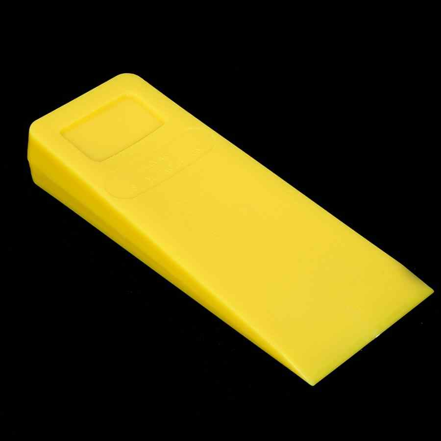 8in Plastic High Impact Chainsaw Wedges Felling Cutting Cleaving Wedges for Lumberjack Aigend Chainsaw Wedges