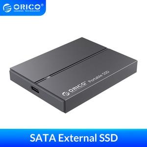 ORICO External SSD hard drive 1TB SSD 128GB 256GB 512GB SATA mSATA NVME Portable SSD 1TB External Solid State Drive(China)
