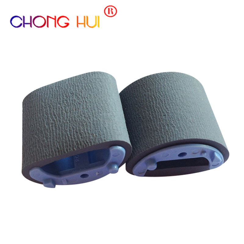 ChongHui 3pcs Set for HP 1010 1012 1015 1020 1022 3015 3020 3030 Pick Up Roller Separation Pad Carton Pick Up Roller in Printer Parts from Computer Office