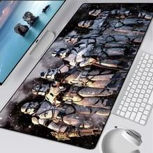 Computer Mousepad Desktop-Gamer Rubber-Speed Gaming 900x400mm Super Mat Large XXL