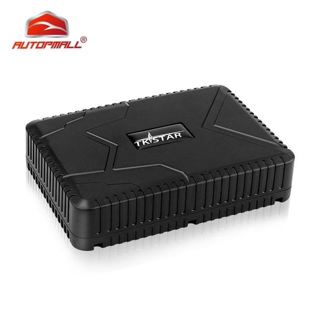 TKSTAR – Localizador GPS magnético resistente al agua para coche, dispositivo rastreador impermeable IP65, batería de 10000 mAh, monitor de voz, aplicación web gratuita, PK TK905 y TK915