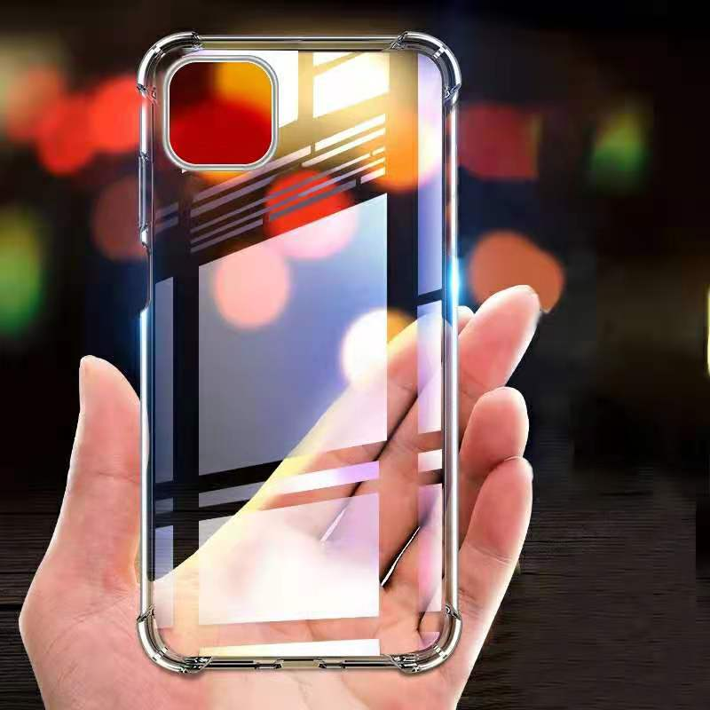 Samsung a12 Case Clear Cover Silicone 3d Shockproof Hard Mobile Phone Case For Samsung Galaxy a12 Transparent Luxury Original