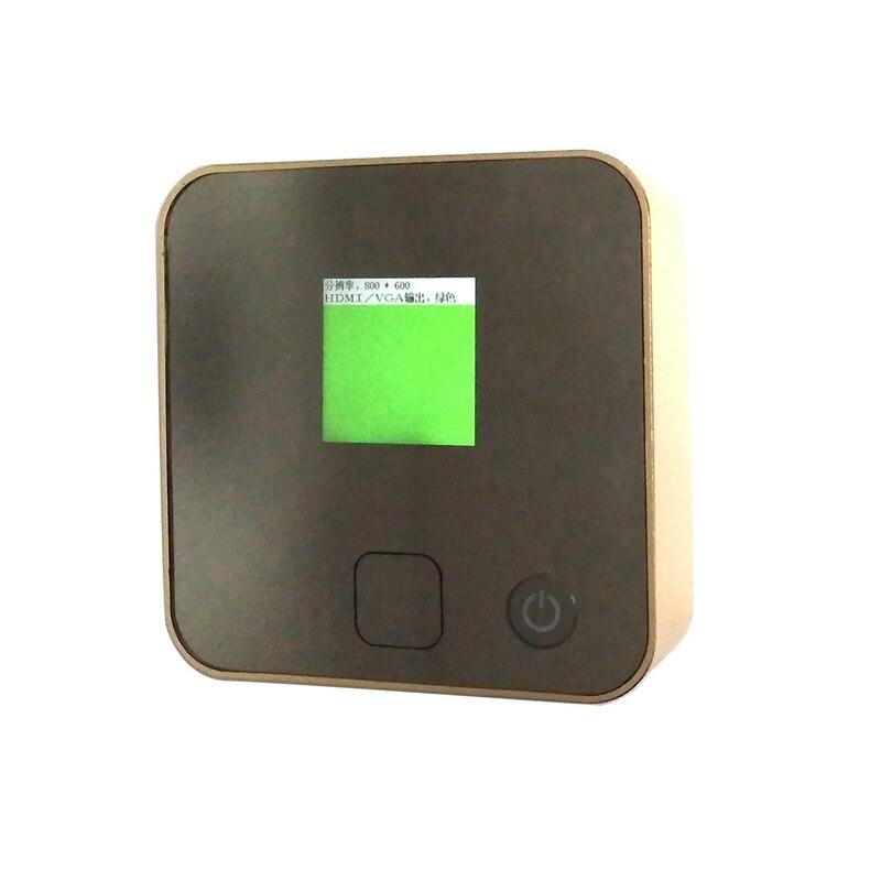 Monitor Maintenance And Testing HDMI VGA CVBS Video Signal Audio Signal Generator