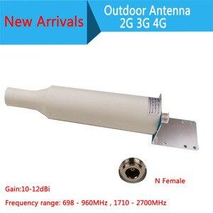 Image 2 - ZQTMAX 12DBi Omni في الهواء الطلق هوائي ل 2G 3G 4G 800 900 1800 1900 2100 2600 GSM DCS مكرر الخلوية موبايل مكبر صوت أحادي