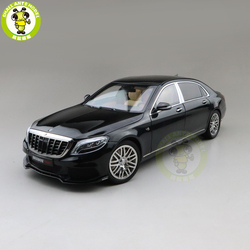 1/18 Almost Real 900 S CLASS S-CLASS Diecast Model Car Toys Boy Girl Gifts