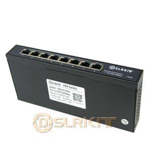 Image 4 - ALL Gigabit 120W 8 Ports 24V Passive PoE Switch Injector UniFi AP UAP AC LITE LR
