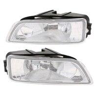 Daytime Driving Light DRL Car Fog Lamp Waterproof White DC 12V Car styling for Honda Accord 33951 SDA H01 Auto White lights