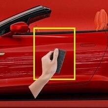 1PC חדש רכב קסם שריטה תיקון ננו בד רכב ליטוש לסאנגיונג Actyon Turismo Rodius Rexton Korando Kyron מוסו ספורט