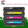 Совместимый тонер-картридж CB540A CB540 540A 540 CB541A CB542A CB543A 125A для HP Color LaserJet CP1215 CP1515n CP1518ni CM1312