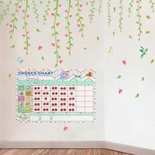 Stickers Teaching-Aid Magnet Learning-Toys Fridge Montessori Preschool Good-Habit Early-Educational